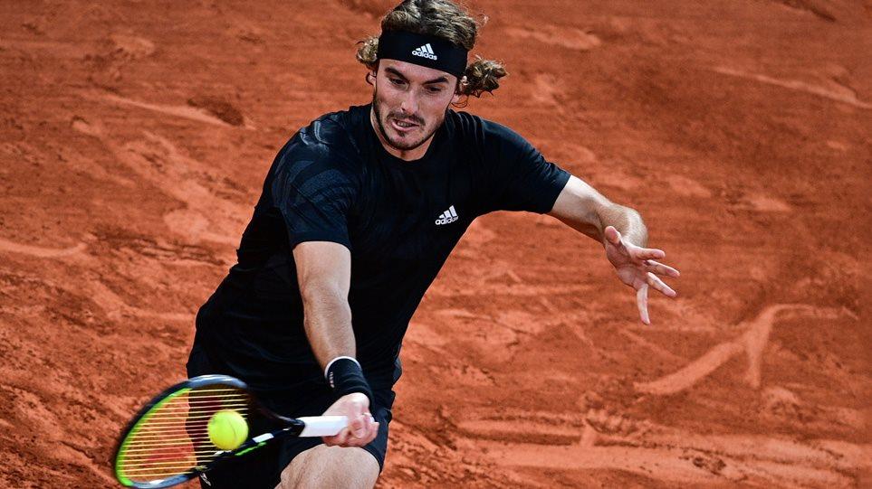 Roland Garros, Τζόκοβιτς-Τσιτσιπάς 3-2: Ο Στέφανος έχασε στον ημιτελικό μετά από αγώνα θρίλερ