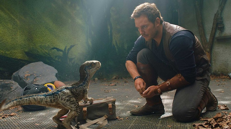 """Jurassic World-Τo βασίλειο έπεσε"": Απόψε σε  Α' Τηλεοπτική Προβολή στο Star"