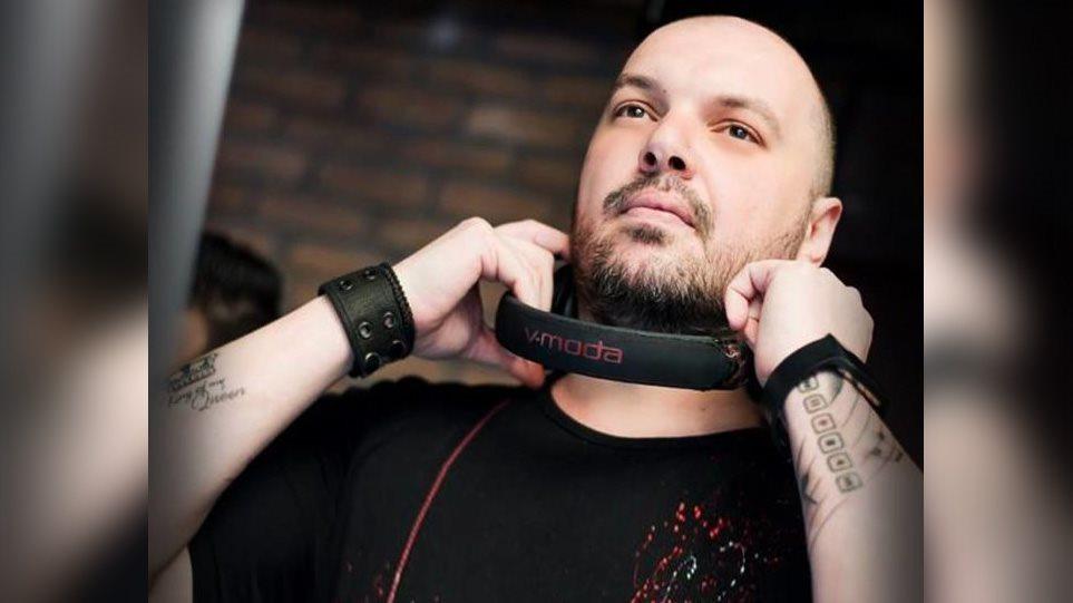 Σοκ: Πέθανε από κορωνοϊό ο 39χρονος Έλληνας Dj Decibel