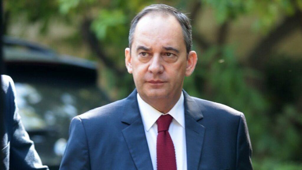Γιάννης Πλακιωτάκης: Θετικός στον κορονοϊό ο υπουργός Ναυτιλίας – Τα νεότερα για την υγεία του