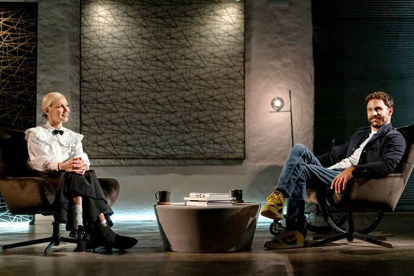 """Τάμτα και Αντώνης Τσαπατάκης βρίσκουν το δικό τους """"Σημείο Συνάντησης"""""""