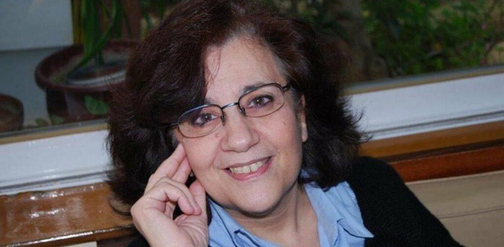 """""""Για ένα κουταλάκι μου στερούν τη Θεία Κοινωνία"""" – Συγκινητικό μήνυμα της Μάρως Βαμβουνάκη προς την ηγεσία της Εκκλησίας"""