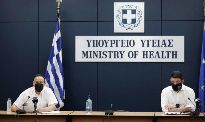 Υπουργείο Υγείας: Αυξάνονται οι μέρες της ενημέρωσης για την πανδημία – Το πρόσωπο «έκπληξη»