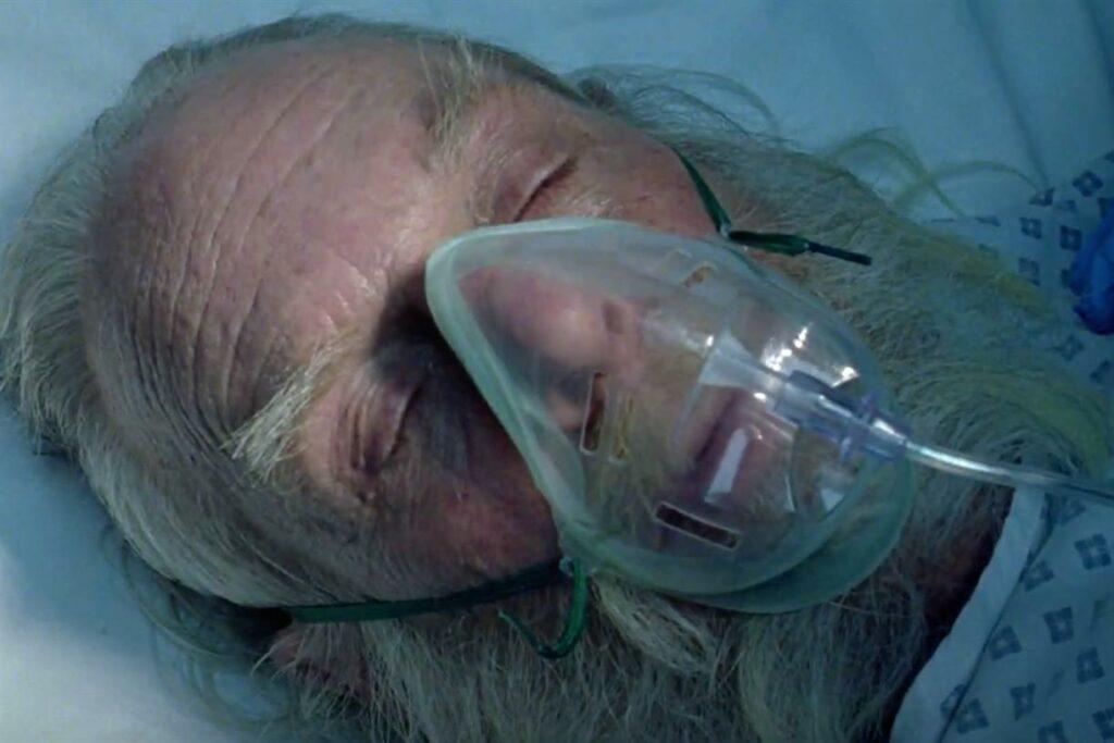 O Άγιος Βασίλης στο νοσοκομείο: Η καμπάνια που σοκάρει