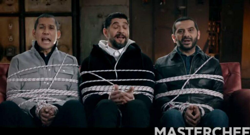 MasterChef 5: Αυτά είναι τα 3 πρόσωπα κλειδιά του διαγωνισμού εκτός από τους κριτές!