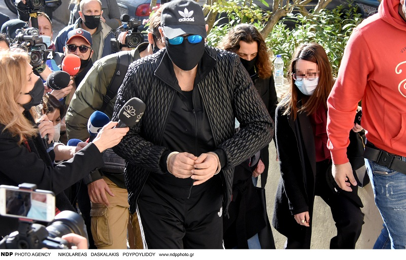 Νότης Σφακιανάκης: Τι λέει η Εισαγγελία Πρωτοδικών Αθηνών για την αναβολή της δίκης