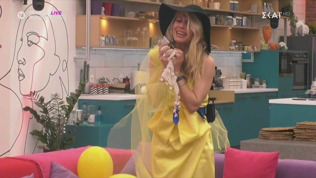 """Big Brother"": Μεγάλη νικήτρια η Άννα Μαρία Ψυχαράκη!"