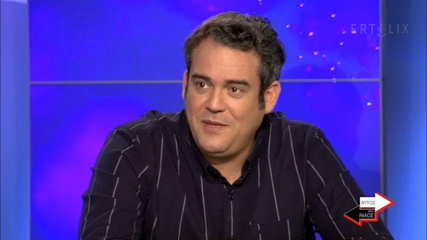 """Πυγμαλίων Δαδακαρίδης:  Αποκαλύπτει το παρασκήνιο της συγγραφής του """"'Ετερος Εγώ"""""""