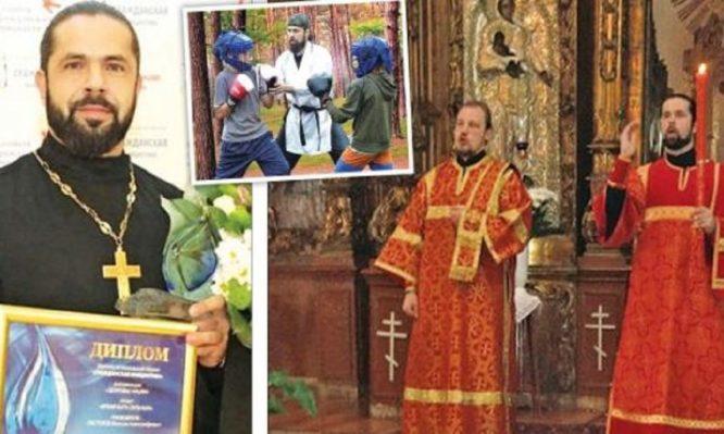 Ο ιερέας με τη «διπλή ζωή»