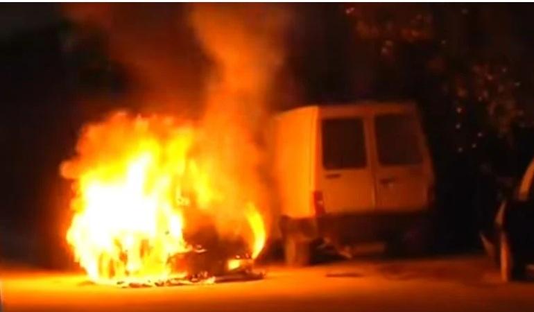 Έκρηξη σε αυτοκίνητο δημοσιογράφου στο Μαρούσι