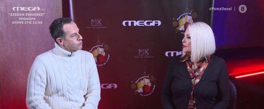 Ρούλα Κορομηλά:  Δεν είναι δουλειά μου να ακούω τις σειρήνες γύρω γύρω τι λένε για εμένα…