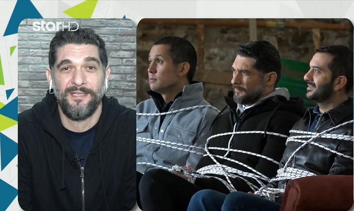 Ο Πάνος Ιωαννίδης λίγο πριν την πρεμιέρα του MasterChef 5: Να πούμε ότι είμαστε λίγο άδικοι με τους παίκτες γιατί…