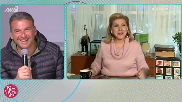 """Γιώργος Λιάγκας στο """"Πρωινό"""": Ανακοίνωσε πότε επιστρέφει και ζήτησε μια χάρη από την  Λίτσα Πατέρα"""