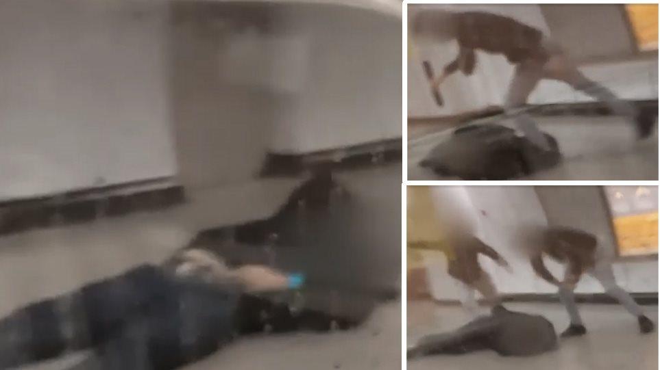 Στον εισαγγελέα σήμερα τα δύο ανήλικα αδέλφια δράστες της επίθεσης στο μετρό