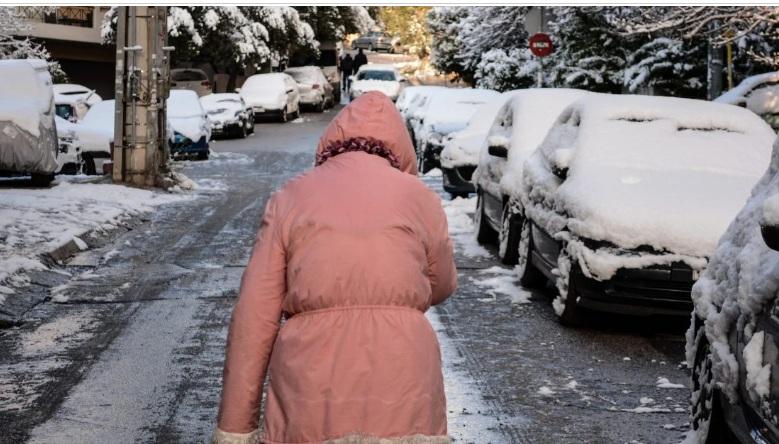 Καιρός: Έφτασε ο «Λέανδρος» – Ποιες περιοχές θα επηρεάσει σήμερα, πού θα χιονίσει