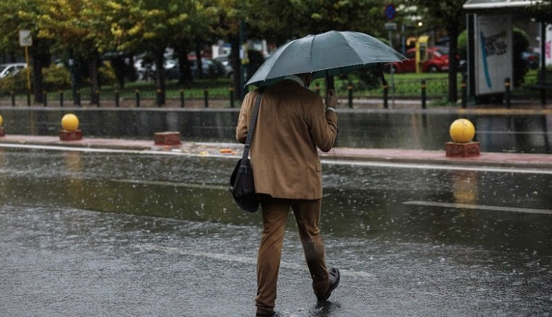 Συστάσεις της Πολιτικής Προστασίας ενόψει της μεταβολής του καιρού την Δευτέρα