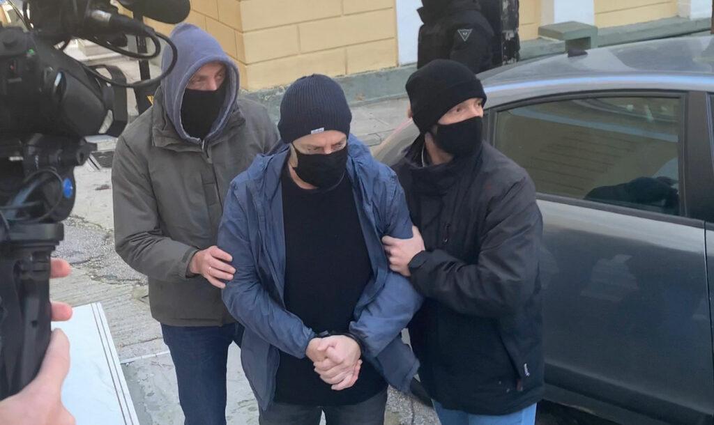 Δημήτρης Λιγνάδης: Το πρώτο 24ωρο στις φυλακές Τρίπολης δεν σταματούσε τα τηλέφωνα