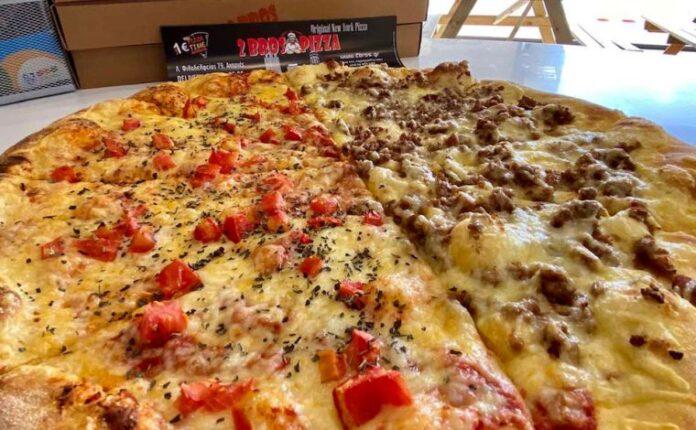 Άνοιξε στην Αθήνα τις πόρτες της η πρώτη αυθεντική Νεοϋορκέζικη πιτσαρία – Δείτε που…