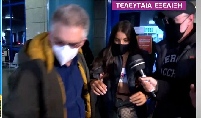 Η Άννα Μαρία επέστρεψε από το Survivor και στο αεροδρόμιο έγινε… ο κακός χαμός!