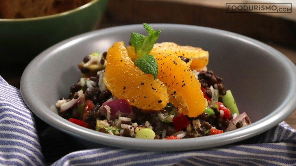 Φακόρυζο σαλάτα: Η ισχύς εν τη ενώσε