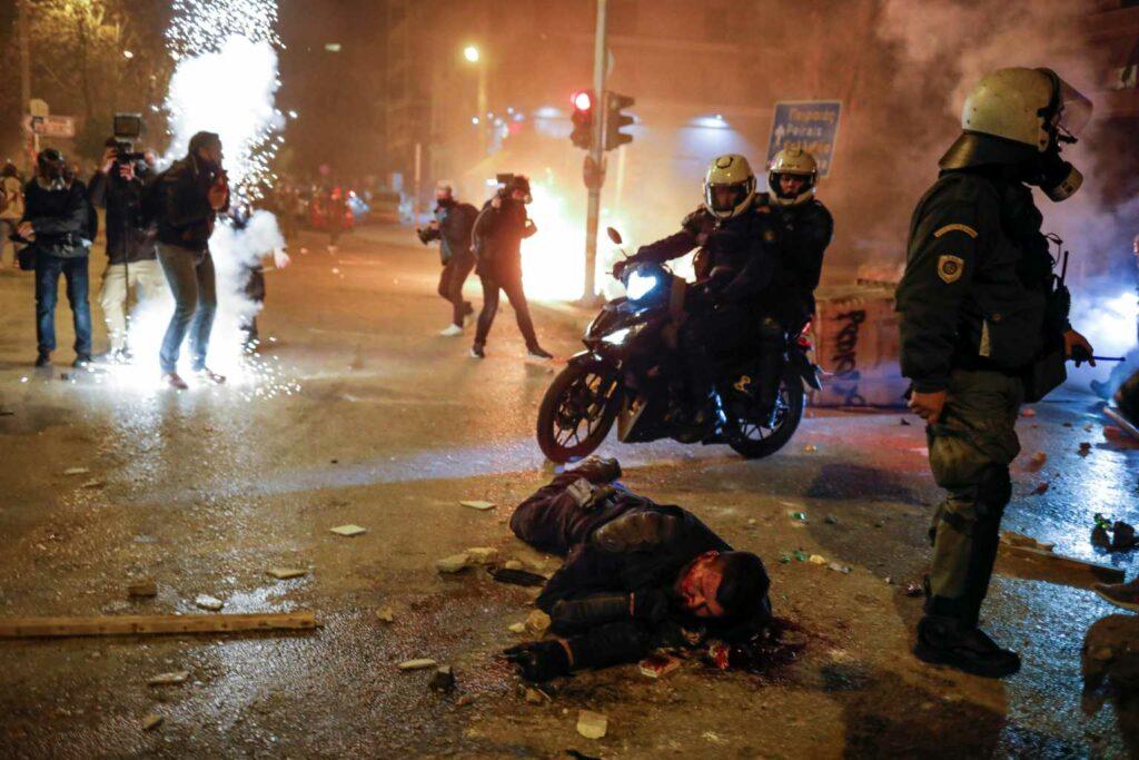 Νέα Σμύρνη: Η συγκλονιστική κατάθεση του αστυνομικού – «Πίστεψα πως θα αφήσω την τελευταία μου πνοή»