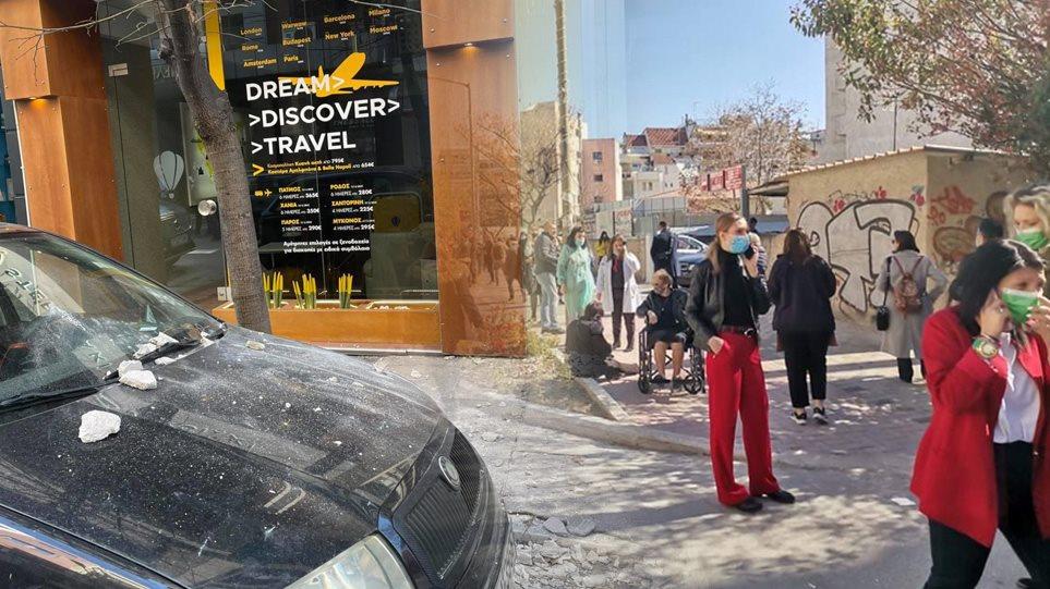 Σεισμός 6 Ρίχτερ στη Θεσσαλία – Αισθητός σε πολλές περιοχές