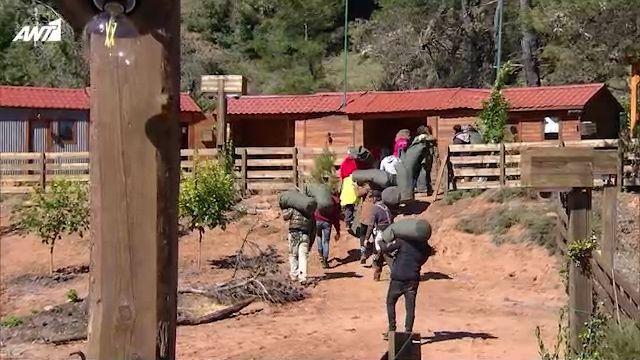 """H Φάρμα"": Η είσοδος των αγροτών και η έκπληξη που τους περίμενε"