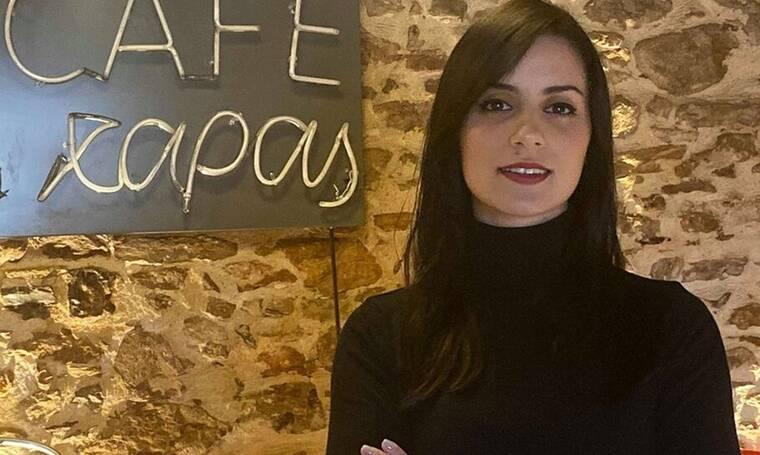 """Έφη Ρασσιά: Η αποκάλυψη που έκανε για το τέλος του """"Καφέ της Χαράς"""""""