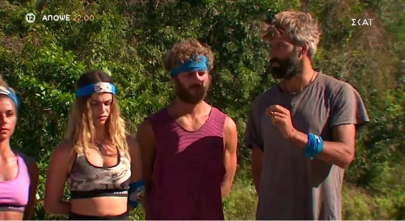 Survivor: Aλέξης και Κρις κάνουν την επανάσταση τους και φέρνουν τα πάνω κάτω!