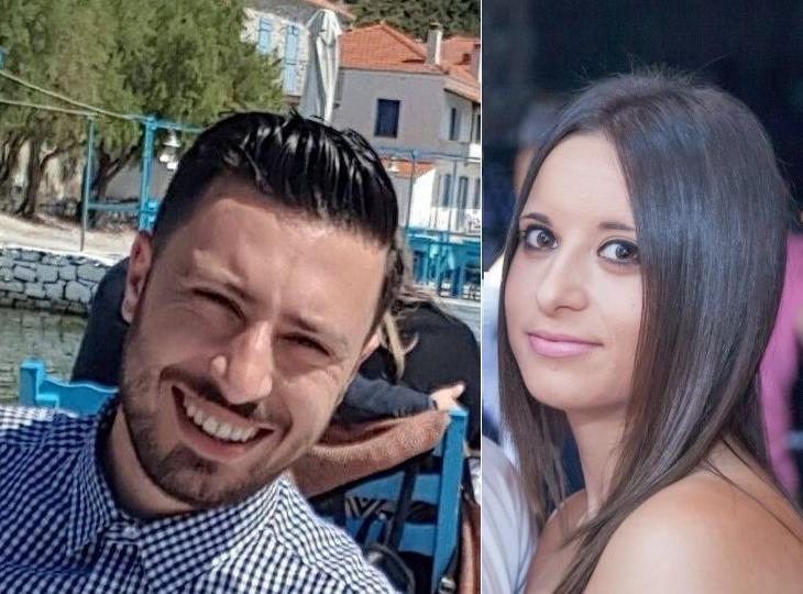 Ιγνάτιος στους  απαρηγόρητους γονείς της Κωνσταντίνας και του Γιώργου: Την αγάπη δε μπορεί κανείς να τη σκοτώσει