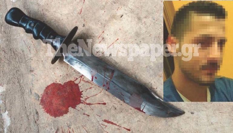 Βόλος: Άφησαν τον μακελάρη να κυκλοφορεί ελεύθερος με μαχαίρι για μήνες