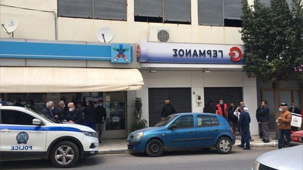Έγκλημα στην Κυπαρισσία: Πυροβόλησε και σκότωσε 39χρονο μέσα στο κατάστημά του