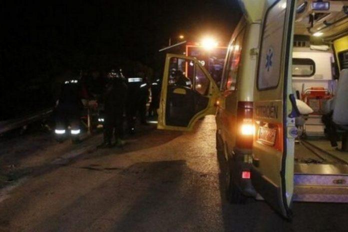 Χανιά: Νεκρός 34χρονος σε τροχαίο – Εκτοξεύτηκε από αυτοκίνητο