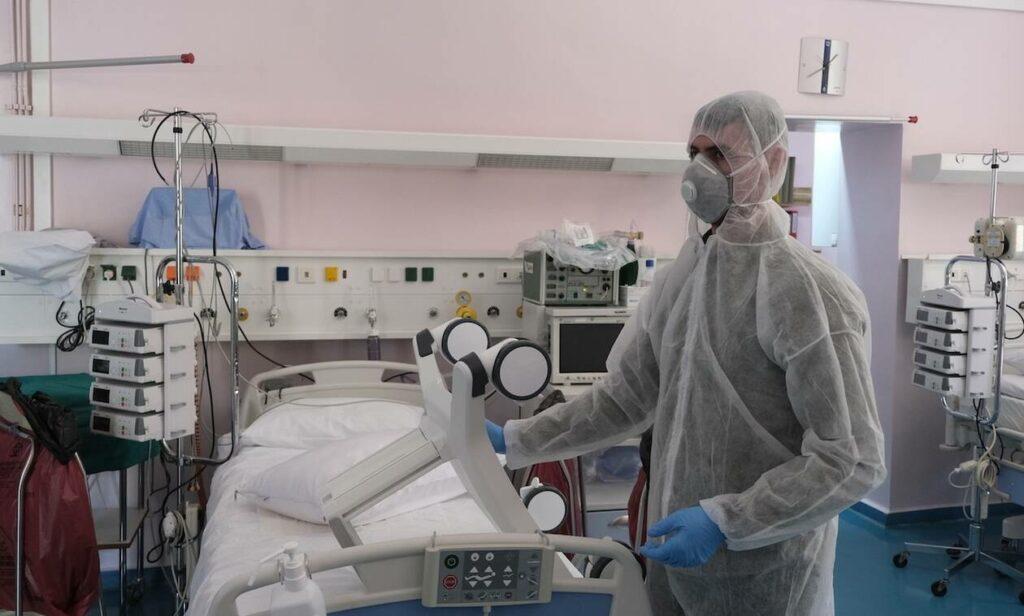 Κρούσματα σήμερα: 3.067 νέα ανακοίνωσε ο ΕΟΔΥ – 91 θάνατοι σε 24 ώρες, στους 824 οι διασωληνωμένοι