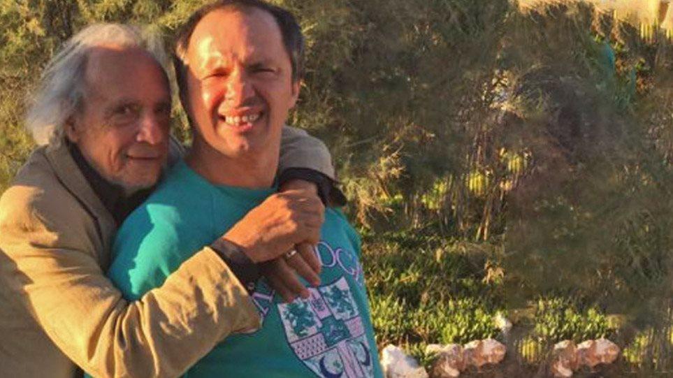 Δημήτρης Κολλάτος: «Η ζωή με τον Άλκη» που έφυγε σήμερα