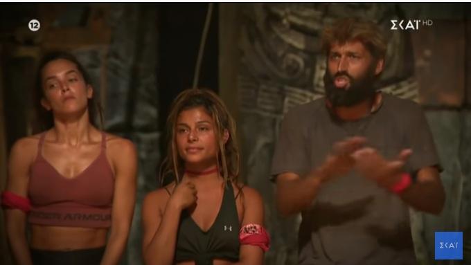Survivor: Οι τόνοι ανεβαίνουν και οι πρωταγωνιστές είναι 3!