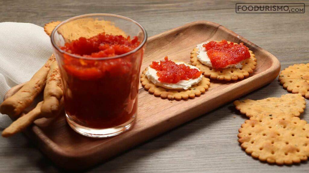 Μαρμελάδα κόκκινης πιπεριάς – και γλυκιά και πικάντικη!