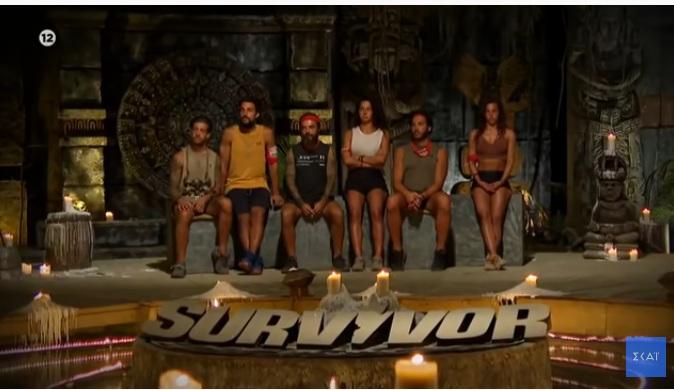 Survivor: Ποιος παίκτης αποχαιρετά απόψε τον Άγιο Δομίνικο;