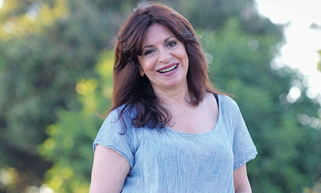 Νατάσα Τσακαρισιάνου: Μεγάλος ηθοποιός, πρωταγωνιστής, γδύθηκε μπροστά μου… Του είπα…