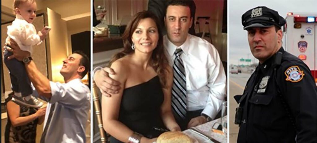 Θρήνος για τον ομογενή αστυνομικό Αναστάσιο Τσάκο- Αποφασισμένη να σκοτώσει η δολοφόνος του-Το συγκινητικό αντίο των αστυνομικών της Ν.Υ
