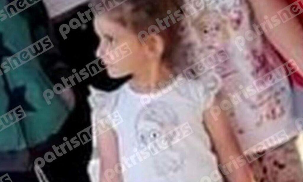 Θρήνος  στα Λεχαινά για την 5χρονη Κλαούντια που σκοτώθηκε σε τροχαίο ενώ έκοβε παπαρούνες