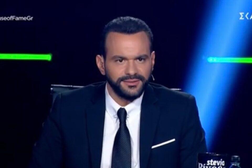 Γιώργος Αρσενάκος: Η απάντηση στη δήλωση του Ανδρέα Μικρούτσικου πως το μισό υλικό του House of Fame ήταν για πέταμα