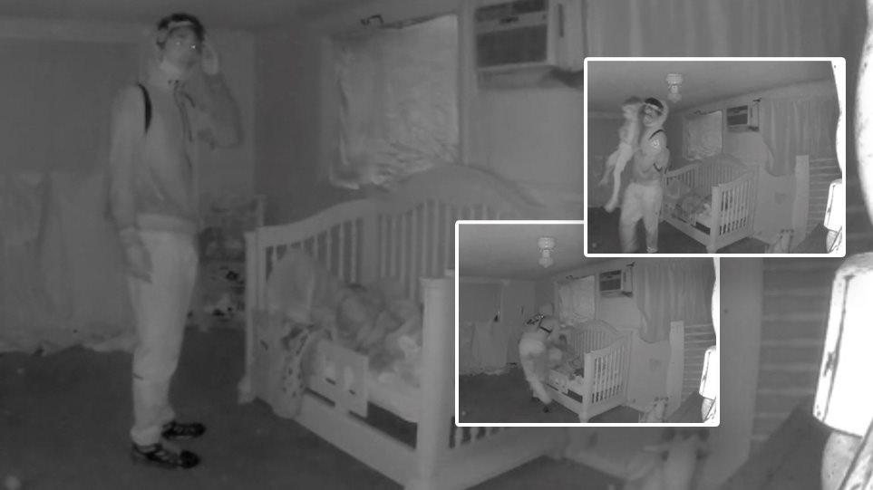 Ανατριχιαστικό βίντεο: Η στιγμή που άνδρας αρπάζει 4χρονο από το κρεβατάκι του – Βρέθηκε νεκρό λίγες ώρες μετά!