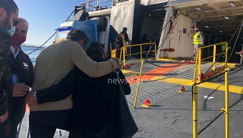 Η Κάρολαϊν  γυρίζει στην Αλόννησο που αγάπησε-Τραγική φιγούρα η μητέρα της