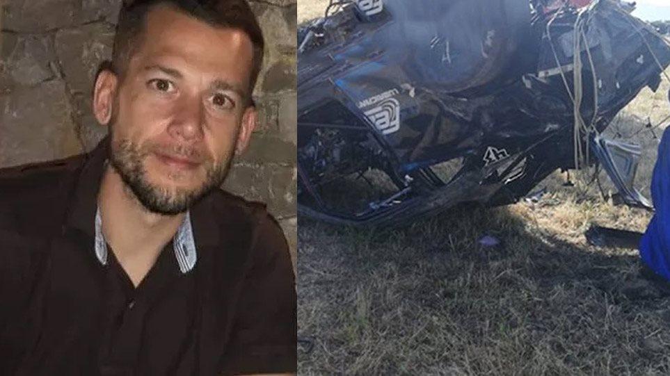 Γεράσιμος Φιλιππάτος: Ο οδηγός με τα 3 παιδιά που σκοτώθηκε σε αγώνα Dragster