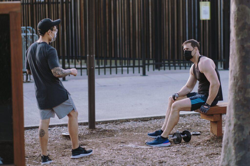 Άσκηση &  Άθληση μετά από λοίμωξη με COVID-19