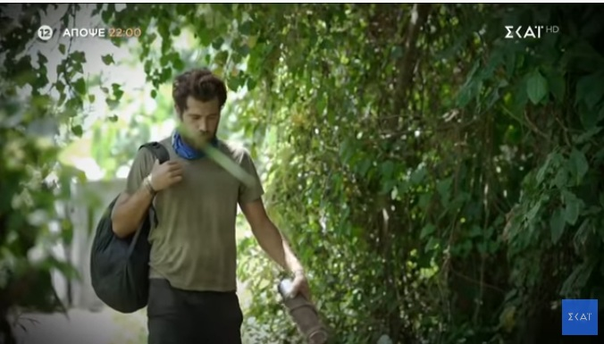 Survivor: H αποχώρηση του Τζέιμς έχει συγκλονίσει!