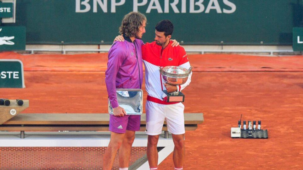 Στέφανος Τσιτσιπάς: Σάρωσε σε τηλεθέαση ο τελικός του Roland Garros στην ΕΡΤ1 – Δείτε αναλυτικά τα νούμερα ανά τέταρτο