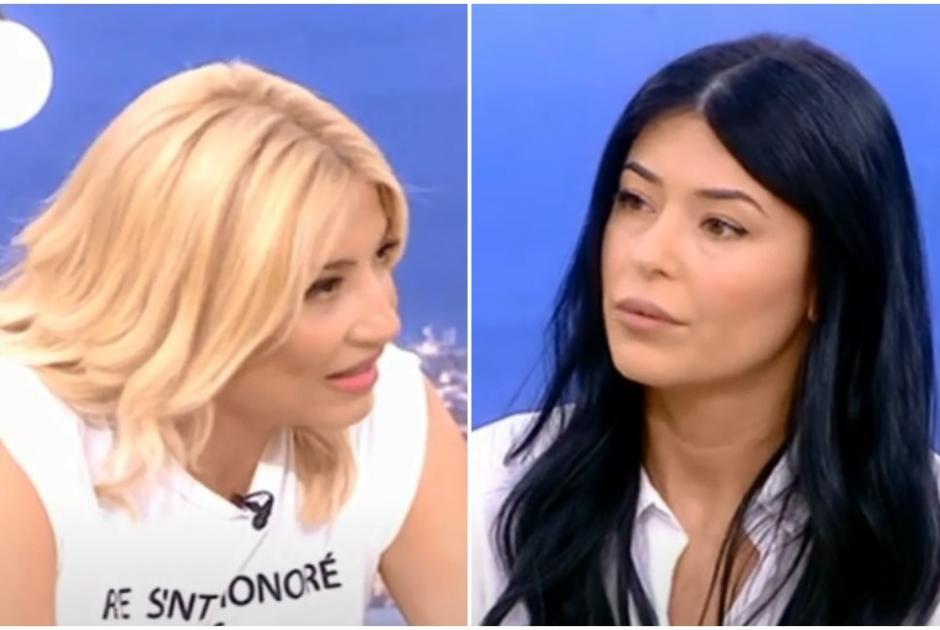 """""""Έξω από τα δόντια"""" τα είπε η Σκορδά στην Λατινοπούλου: Πιστεύεις ότι έτσι θα κάνεις καριέρα;"""