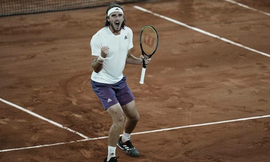 Yπέροχος Στέφανος Τσιτσιπάς: Δεν είναι όνειρο! Ένας Έλληνας στον τελικό του Roland Garros